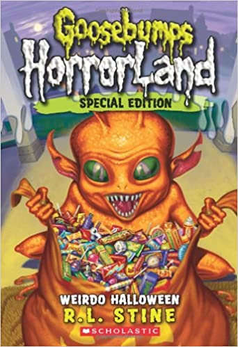 Buy Horrorland Se Weirdo Halloween (Goosebumps - 16) Book Online at ...