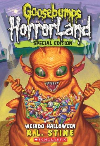Weirdo Halloween (Goosebumps Horrorland -