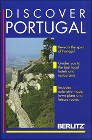 bab00420b8 Discover Portugal (Berlitz Discover Series)  Martin Gostelow   9782831506845  Amazon.com  Books