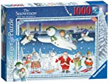The Snowman And The Snowdog Puzzle 1000 Pcs