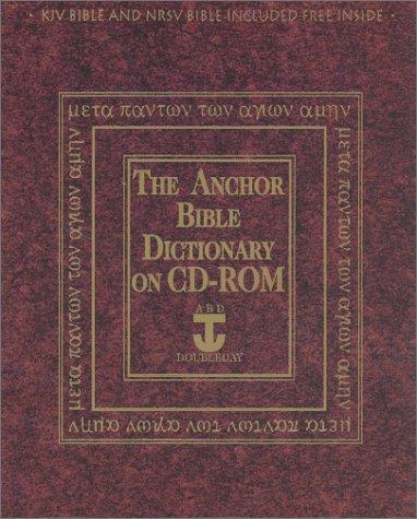 Anchor Bible Dictionary