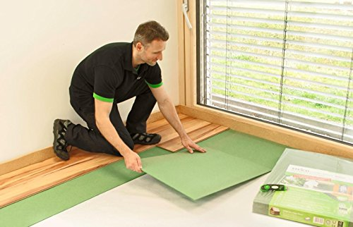 Steico 4 In 1 Soft Underlayment For Laminate Engineered Wood Floor