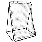 OUTCAMER Adjustable Baseball Softball Soccer Rebounder Pitch Back Net Training Screen