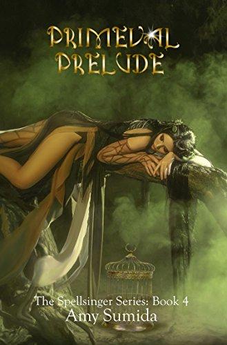 Primeval Prelude: Book 4 in the Spellsinger Series