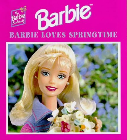 Barbie Loves Springtime (Mini Books)