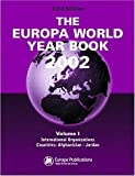 img - for The Europa World Year Book 2002 (Vol 1 & Vol 2) (Vol 1 & 2) book / textbook / text book