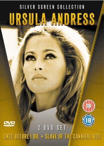 Ursula Andress Silver Screen (2DVD)   (UK PAL Region 0)