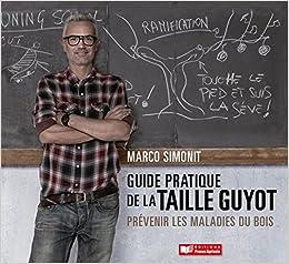 Book's Cover of Guide pratique de la taille Guyot (Français) Broché – 2 novembre 2016