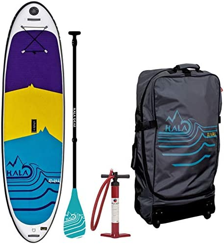 Hala Rival Asana Inflatable Stand-Up Paddleboard