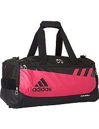Team Issue Medium X Duffel Bag (Bold Pink Black) · adidas e512342470