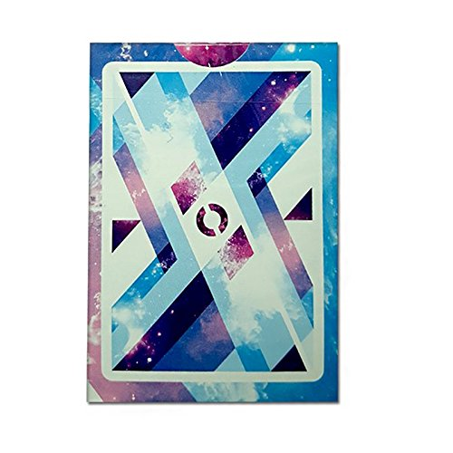 Bocopo Rhombus Space Cardistry Playing Cards Limited Edition Cardists Deck  By