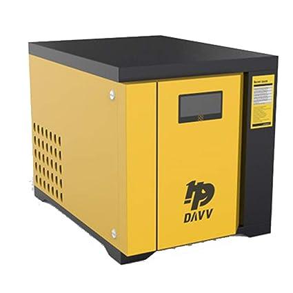 HPDAVV compresor de aire estacionario, sin aceite, 3,7 kW, repuesto de