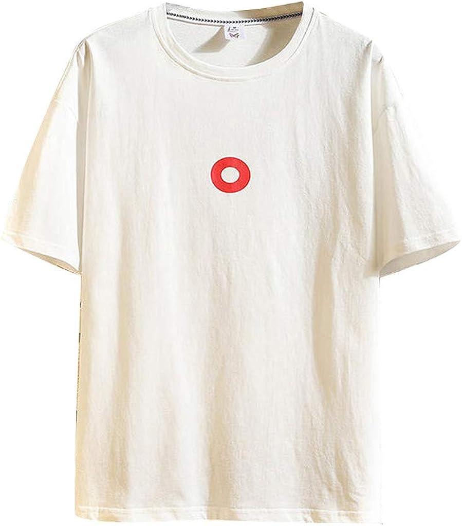iZZB - Camiseta de Manga Corta para Hombre, diseño de los ...