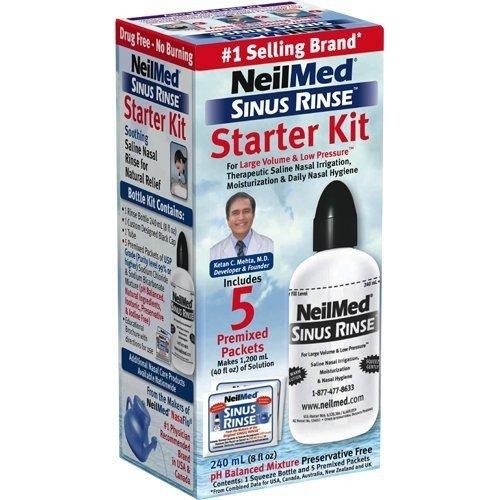Neilmed Sinus Rinse Starter each