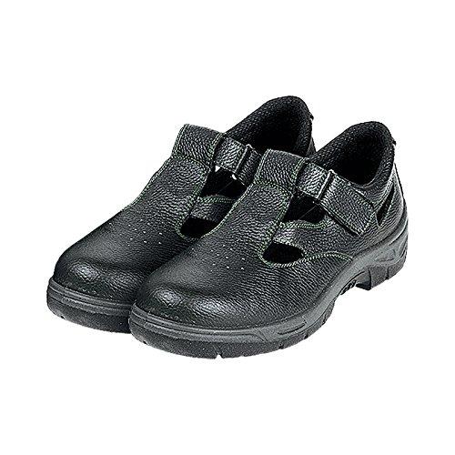 Sandale Leder grün BRANDREIS schwarz Sicherheitsschuhe grau Arbeitsschuhe Ledersandale 36 Lederschuhe Sicherheitssandale 47 nn7Ha4Bqw