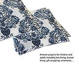 AVEVER Blue Napkins Paper   Decoupage Napkins
