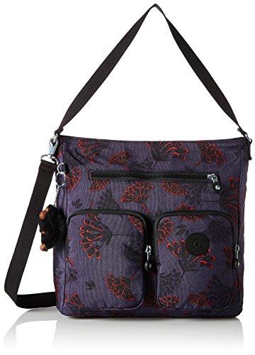 Kipling Tasmo - Shoppers y bolsos de hombro Mujer Varios colores (Floral Night)