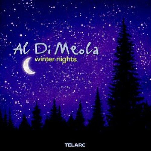 CD : Al di Meola - Christmas: Winter Nights (CD)