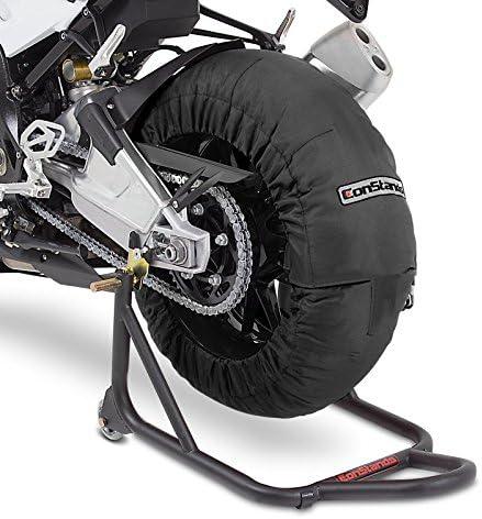 ConStands Motorrad Reifenw/ärmer f/ür Suzuki GSX-R 1000// R 17 Zoll GSX-R 750//600 R/äder Set Schwarz 60-80/°C