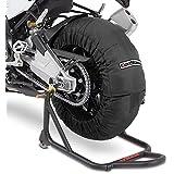 ConStands couverture chauffante pneu moto 60-80-95 °C set roue avant et arrière
