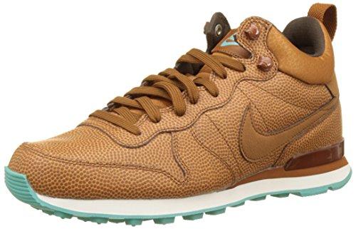Nike 859549-200 - Zapatillas de deporte Mujer Marrón (Hazelnut / Hazelnut / Washed Teal)