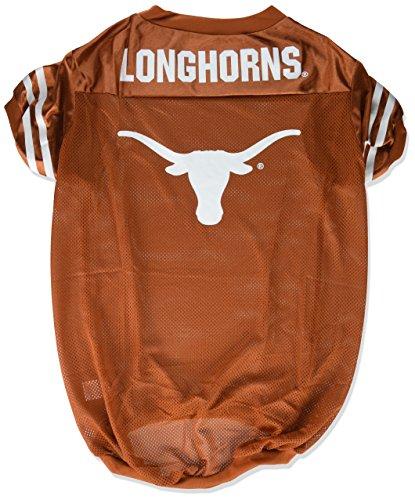- NCAA TEXAS LONGHORNS Football Dog Jersey, X-Large
