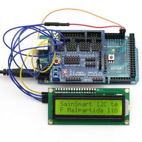 SainSmart 12864 optional Mega2560 Arduino