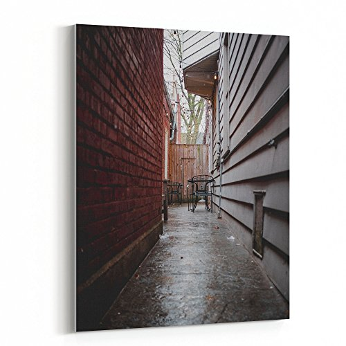 Cheap  Westlake Art Canvas Print Wall Art - Window Alley on Canvas Stretched..
