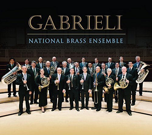 Gabrieli: Music for Brass Ensemble (Arr. T. Higgins)