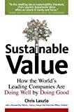 img - for Sustainable Value: How the World's Leading Companies Are Doing Well by Doing Good book / textbook / text book