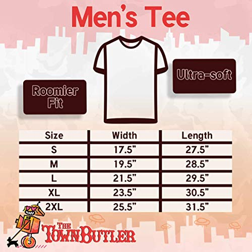 The Town Butler got Jaina? – A Soft & Comfortable Men's T-Shirt
