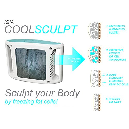 IGIA® Cool-Sculp Fat Cell Freezing Weight Loss