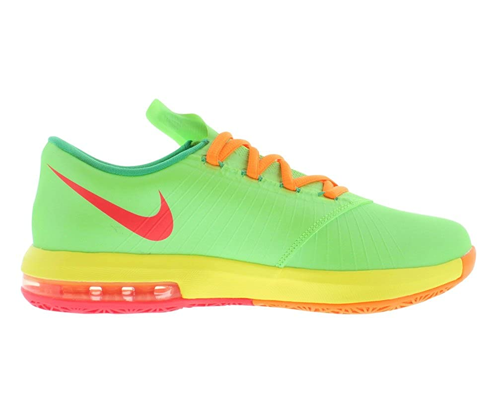 GS Nike KD VI Boys Basketball Shoes 599477-300