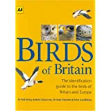 Birds of Britain: The Identification Guide to the Birds of Britain and Europe
