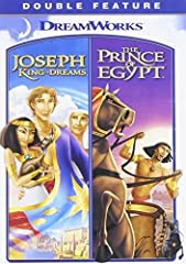 Joseph King of Dreams From the filmmakers who brought you The Prince of Egypt comes an epic, inspiring musical adventure about a boy (voiced by Ben Affleck) with the extraordinary gift of seeing the future through his dreams. This timeless tr...