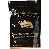 FunkyChunky Sweet Crème, Vanilla, 5 Ounce (Pack of 12)