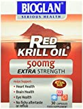 Bioglan 500mg Red Krill Oil Extra Strength Capsules - Pack of 30 Capsules