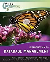 Introduction to Database Management Front Cover