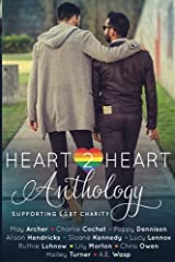 Heart2Heart: A Charity Anthology Paperback