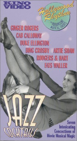 Jazz Cocktails: Paramount Musical Shorts 2 [VHS] by Kino Video
