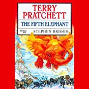 The Fifth Elephant: Discworld #24 | Terry Pratchett