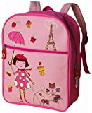 Sugarbooger Zippee Backpack, Cupcake
