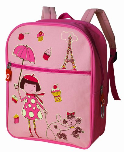 Sugarbooger Zippee Backpack, Cupcake