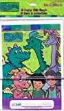 Dragon Tales Favor Bags (8ct)