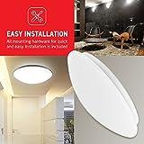 IN HOME 11-inch LED Flush mount Ceiling Light MS
