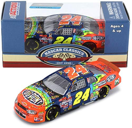 Lionel Racing Jeff Gordon 1998 Darlington Race Win Dupont NASCAR Diecast 1:64 Scale