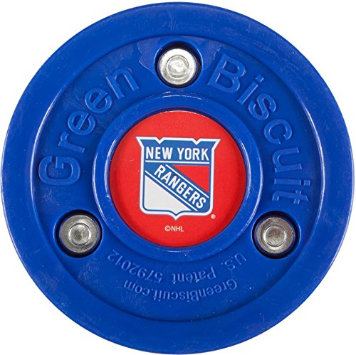 Green Biscuit Original NHL New York Rangers (Ny Green)