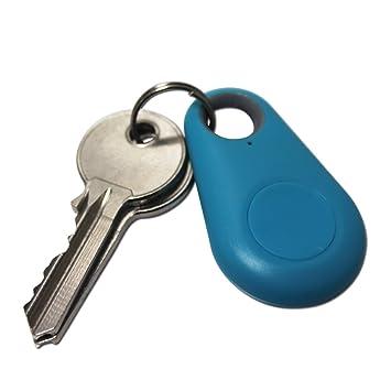 Allowatch® Porte-clés intelligent Tag traceur Tracker GPS alarme chien  voiture Bluetooth Noir  Amazon.fr  GPS   Auto 6b71c1a35cf