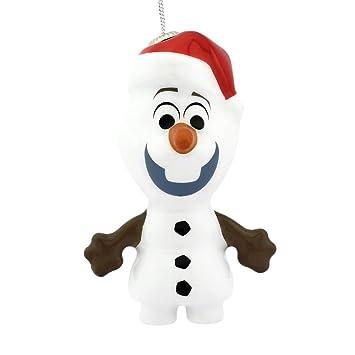 Image Unavailable - Amazon.com: Disney Frozen Olaf Decoupage Christmas Ornament By