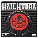 Hail Hydra, Marvel Hero Board Game for Teens and Adults Aged 14 and up